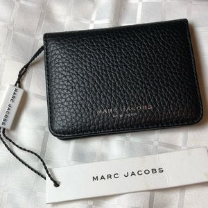 Marc Jacobs Leather Mini-Wallet NWT
